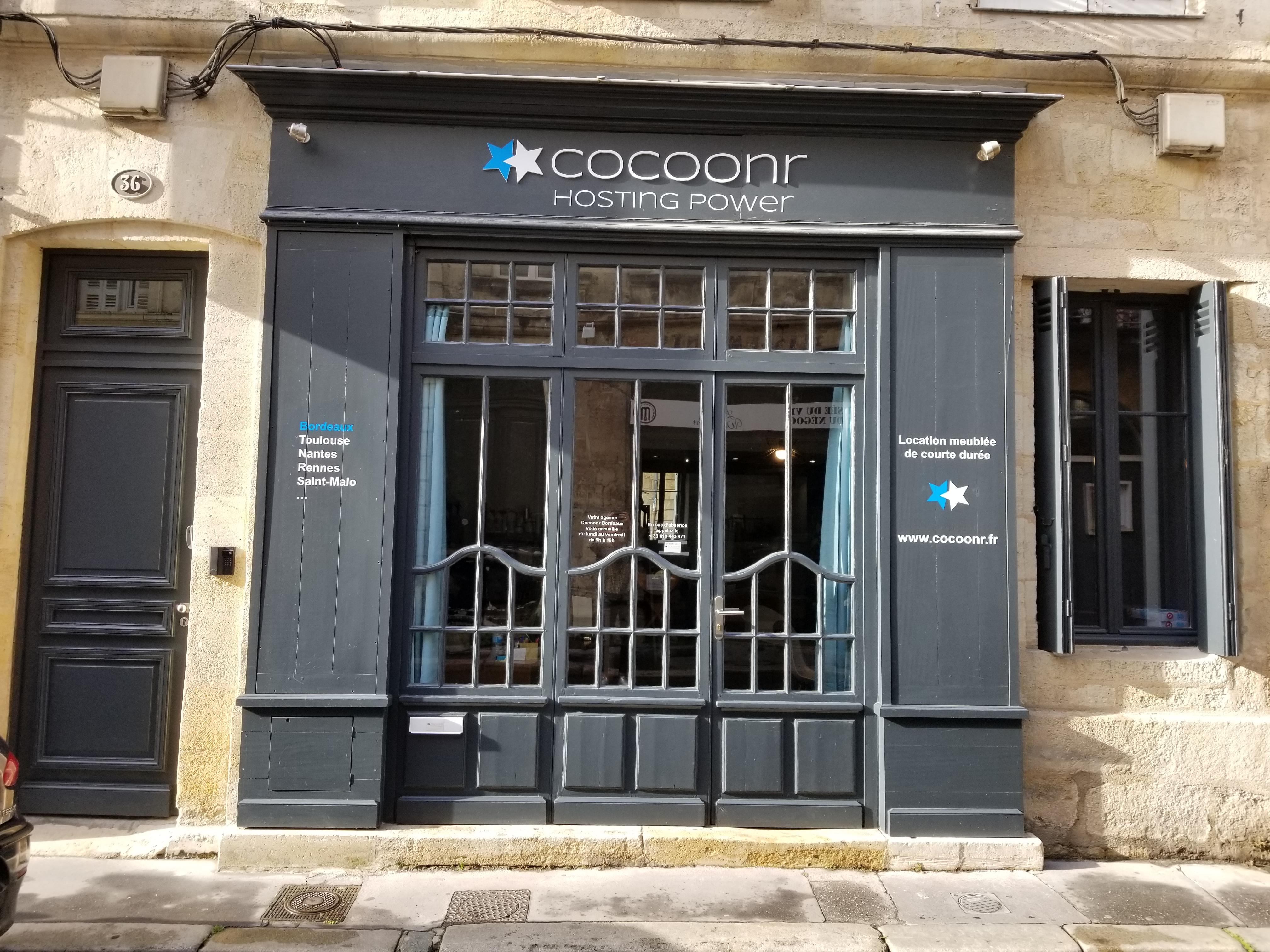 Photo Agence Cocoonr - Conciergerie Airbnb à Bordeaux