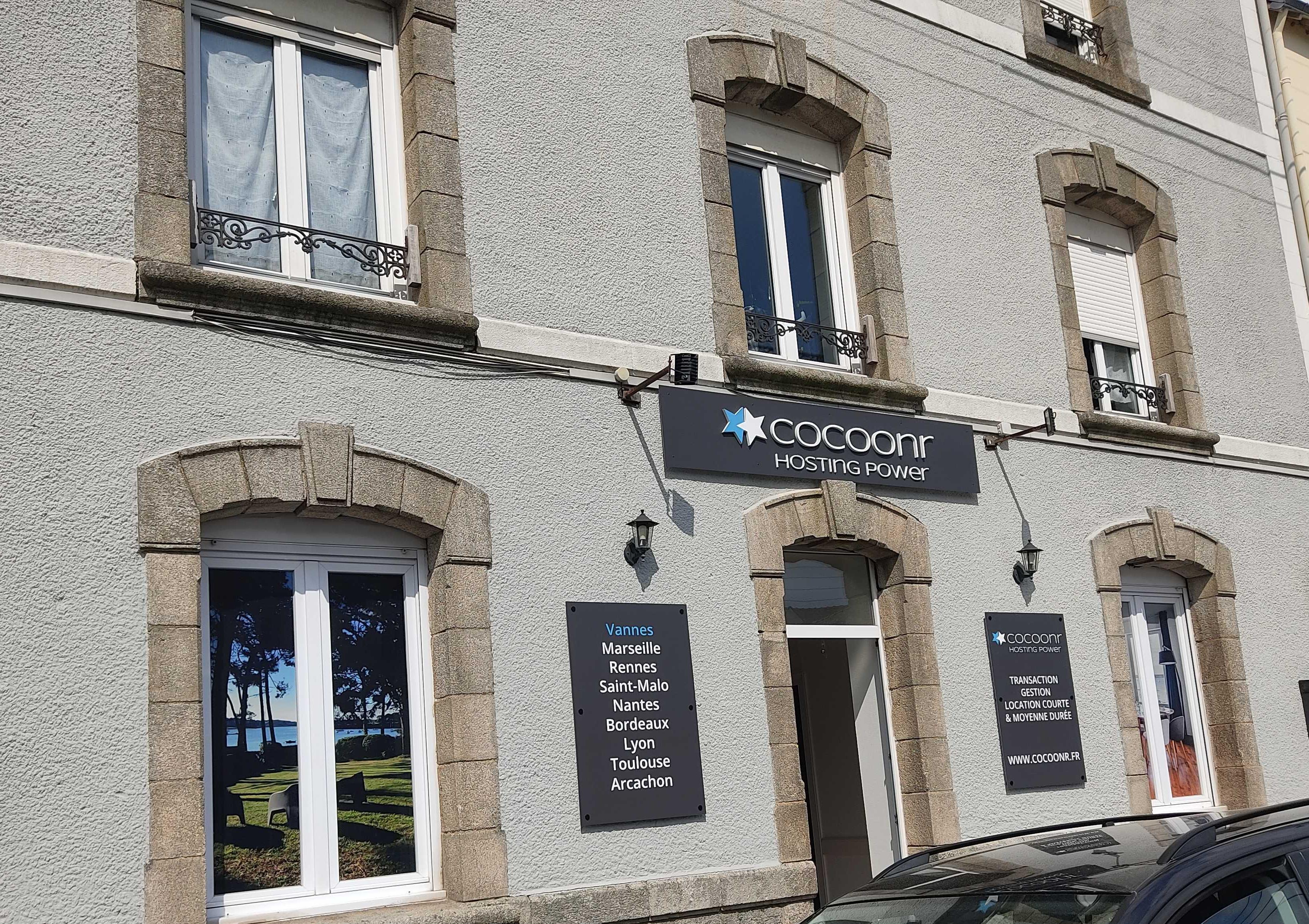 Photo Agence Cocoonr - Conciergerie Airbnb à Vannes