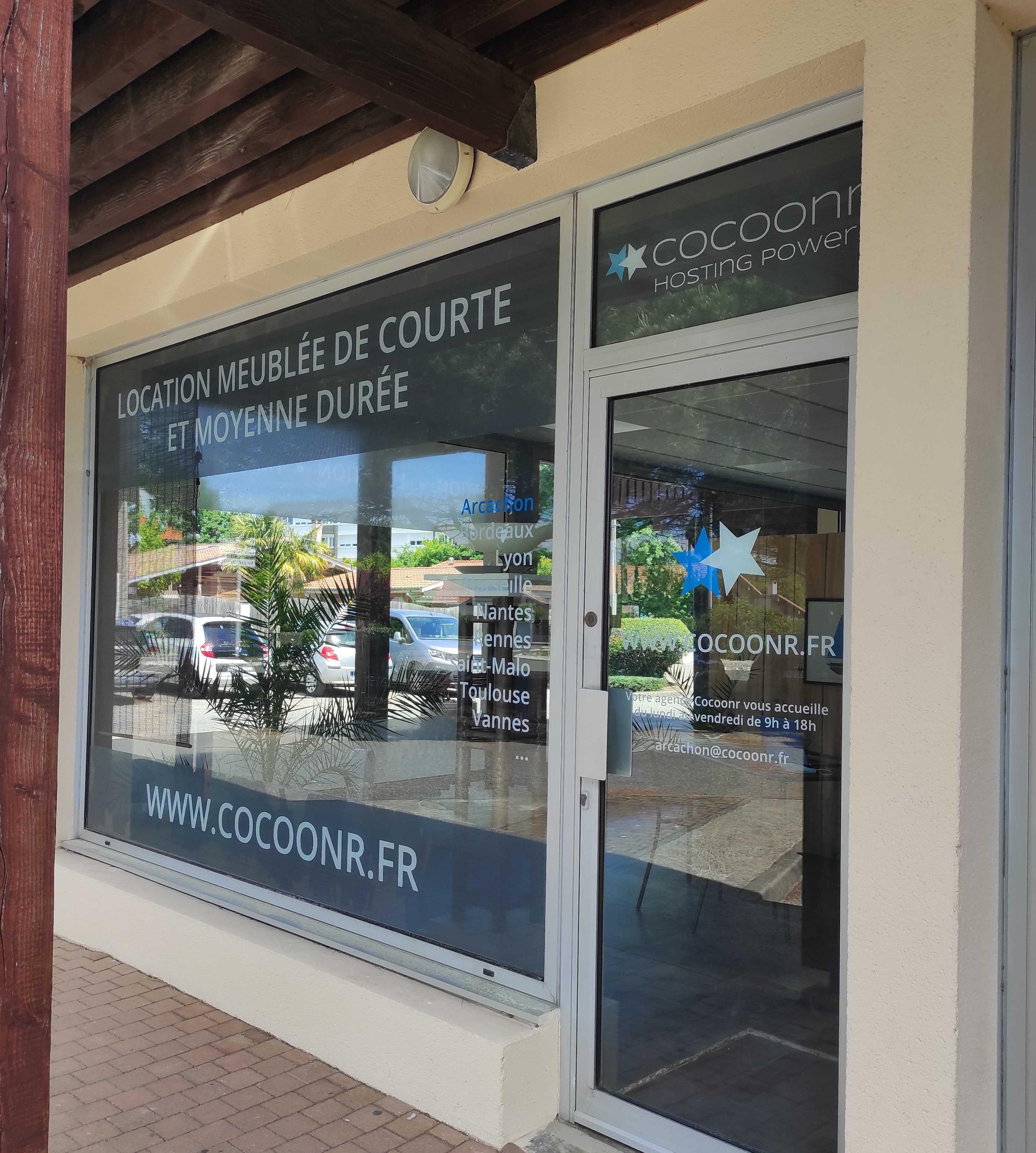 Photo Agence Cocoonr - Conciergerie Airbnb à La Teste-de-Buch