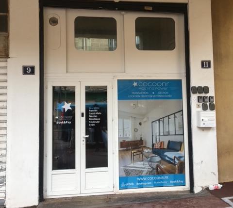 Photo Agence Cocoonr - Conciergerie Airbnb à Marseille
