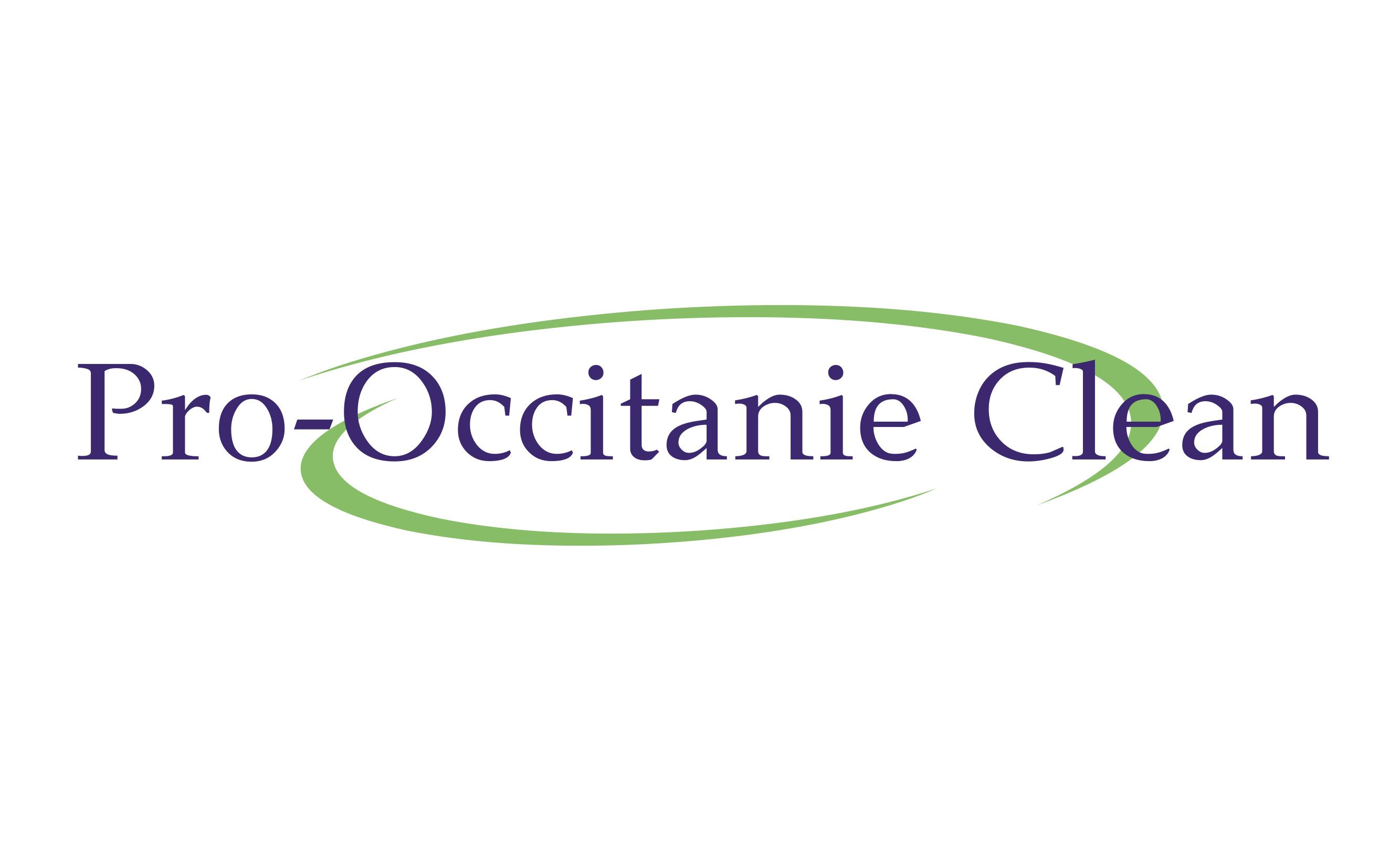Logo de Pro-Occitanie Clean