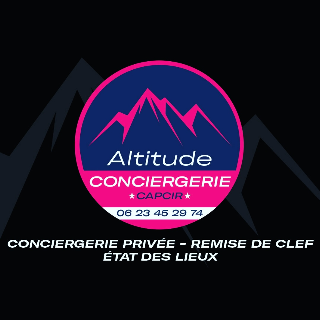 Logo de ALTITUDE CONCIERGERIE