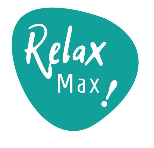 Logo de RELAX MAX