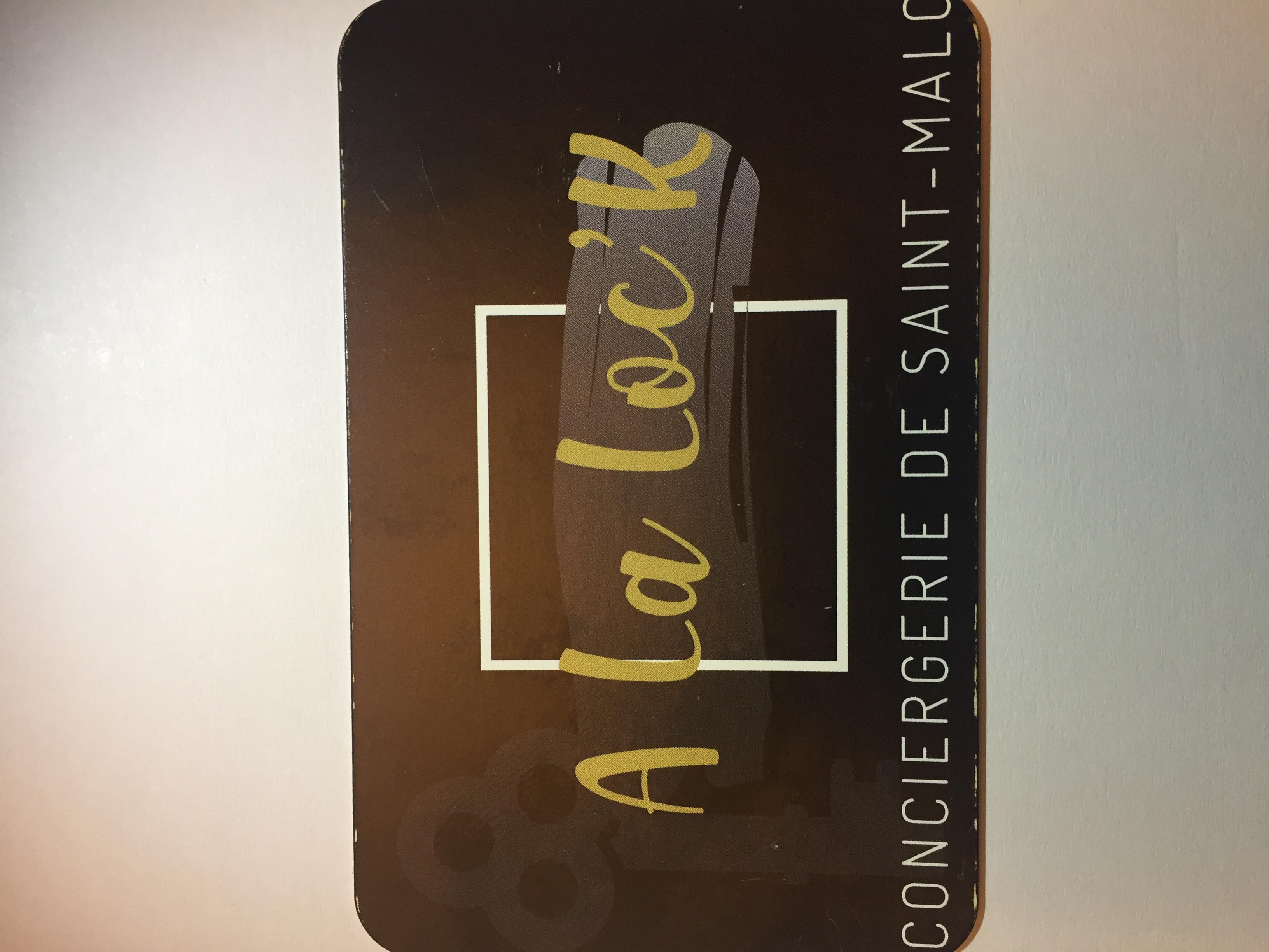 Logo de A La Loc'k
