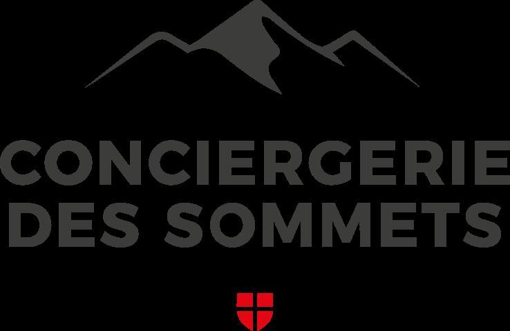 Logo de Conciergerie des Sommets