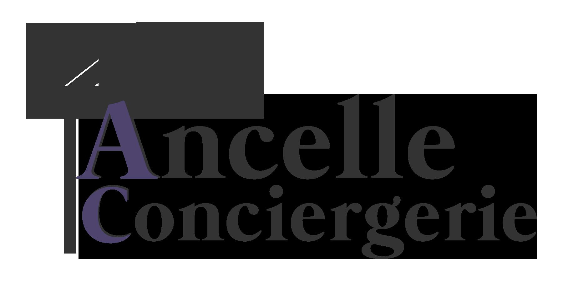 Logo de Ancelle Conciergerie