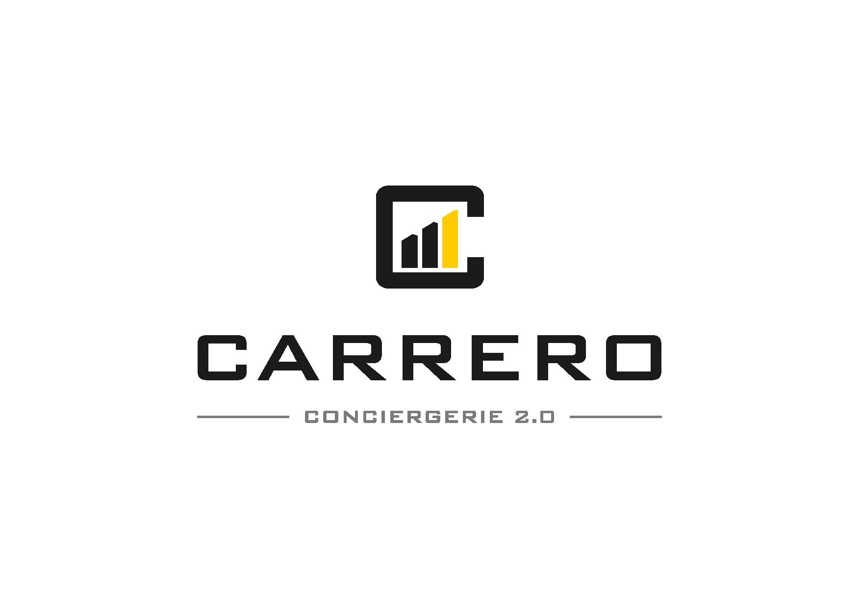 Logo de Carrero Conciergerie 2.0