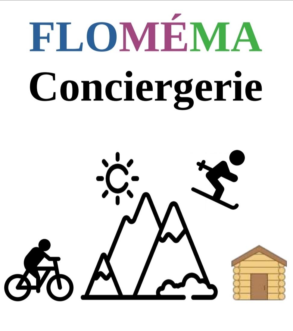 Logo de Flomema Conciergerie