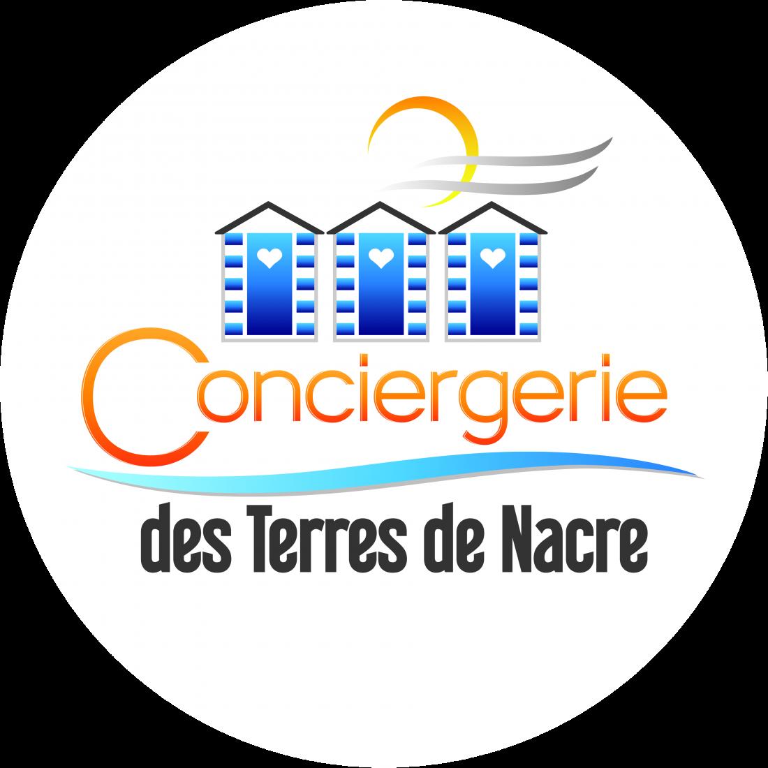 Logo de Conciergerie des Terres de Nacre
