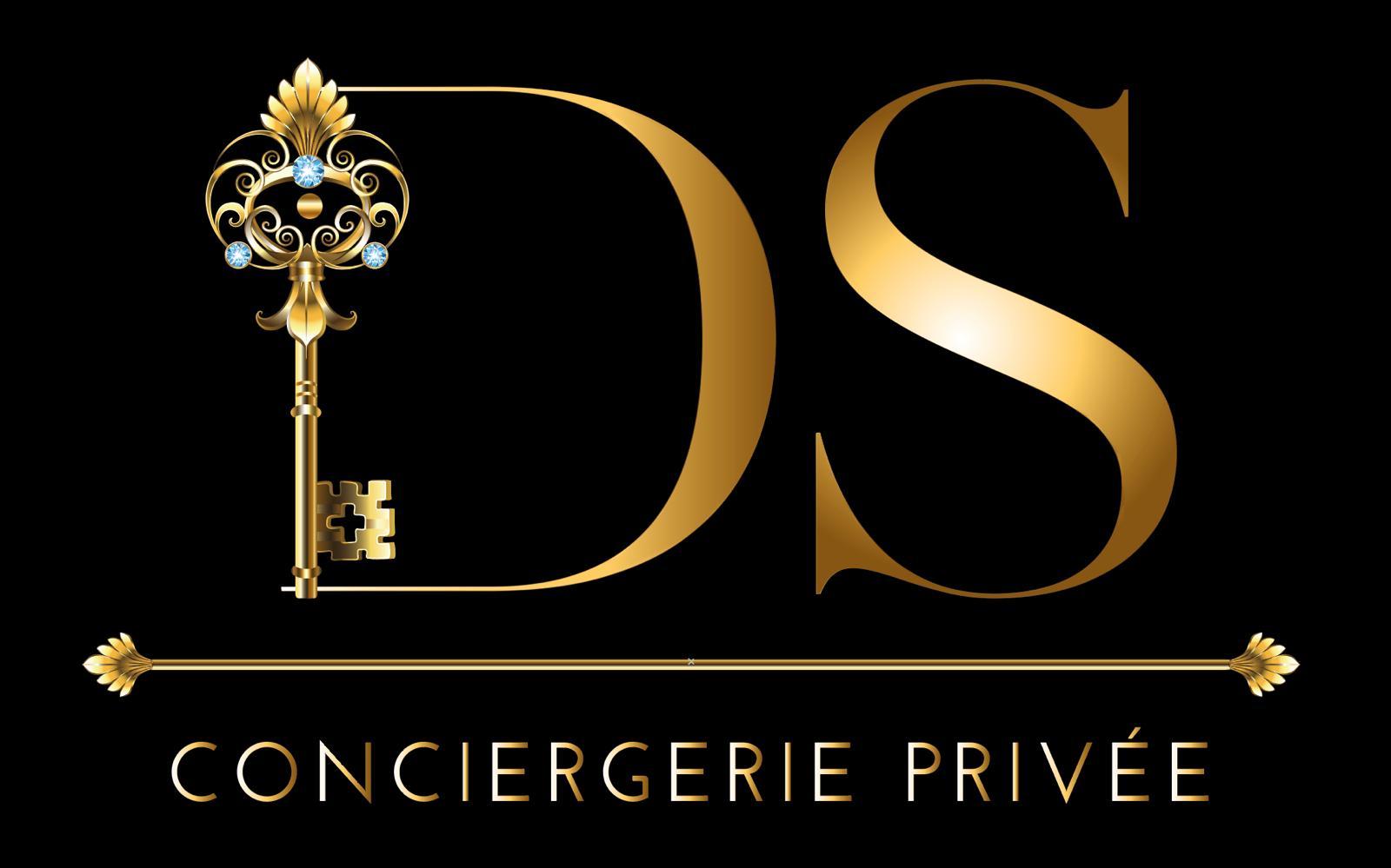Logo de DS Conciergerie Privée