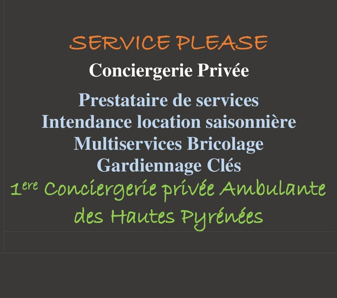 Logo de Service Please Conciergerie TARBES