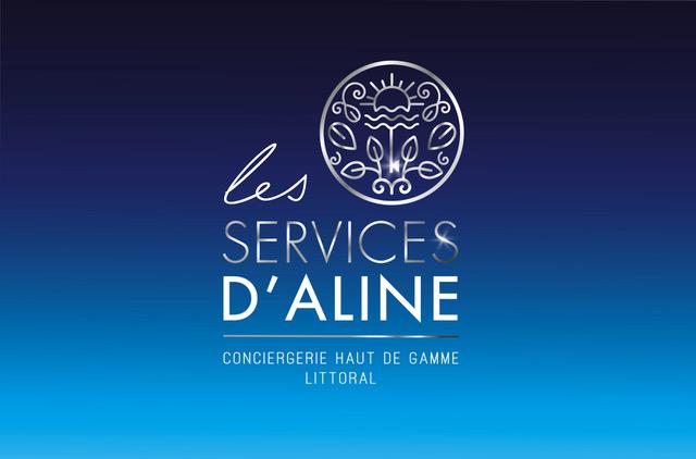 Logo de DSC CONCIERGERIE - Les Services d'Aline - Cannes