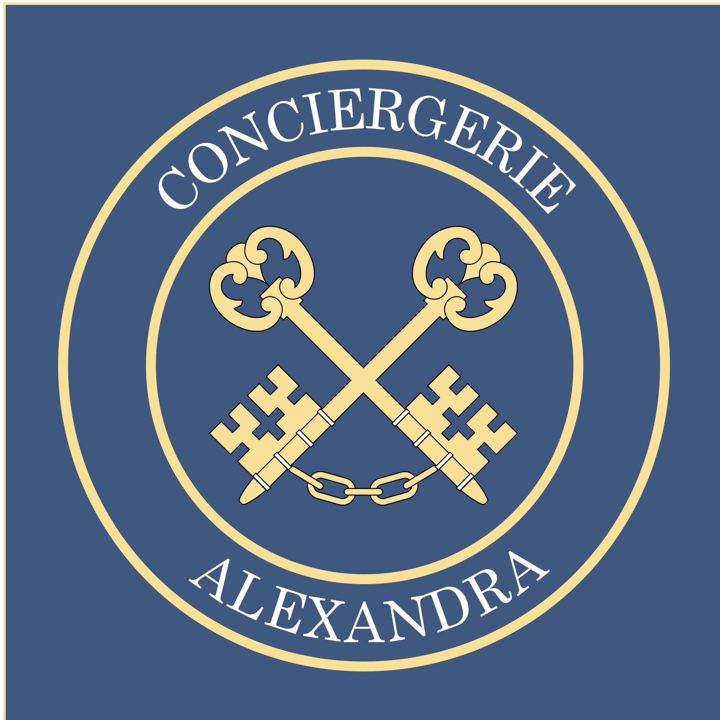 Logo de Conciergerie Alexandra