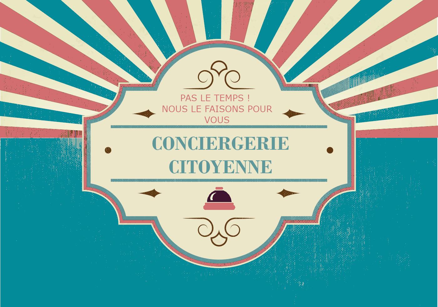 Logo de Conciergerie Citoyenne de la Corrèze
