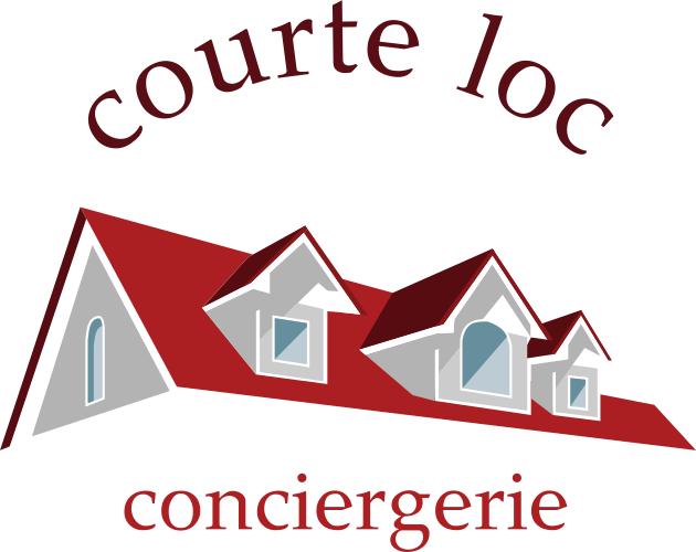 Logo de Courte Loc Conciergerie