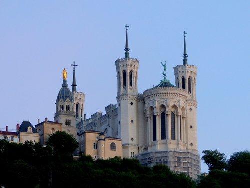 La Basilique de Lyon
