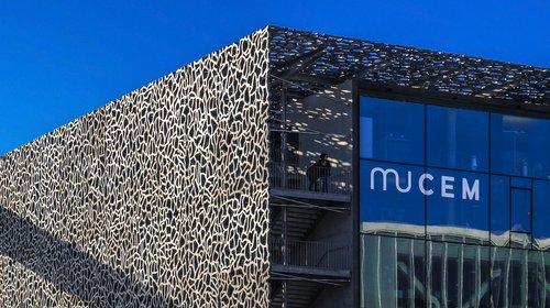 Le Musée Mucem à Marseille